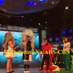 """@itsShowtimena: Si Bb. Tuna, Baks Jellyfish, Labs at Jessy-Bel! ???????????? ""SHES DATING THE LOBSTER!"" #SineMoTo http://t.co/sKBTgyDZBb"""