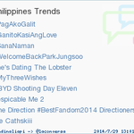 RT @trendinaliaPI: Trend Alert: Shes Dating The Lobster. More trends at http://t.co/dwWMWoA4nN #trndnl http://t.co/51jh7tbxkW