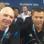 Prince Harry photobombs Kiwi #Glasgow2014 staff http://t.co/SSck1T4MYO http://t.co/kT9KIZy1IP