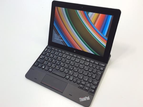 ThinkPad 10販売開始しました(^^) http://t.co/Z3G3uzIA3A http://t.co/hhV66Eb7Od