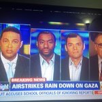 RT @RaniaKhalek: CNNs idea of a panel on Israels Gaza slaughter includes no Palestinians. Glad to see @marclamonthill though. http://t.co/Yy0yOTHZ50