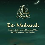 Happy Eid Mubarak to all our Muslim brothers and sisters. :) http://t.co/ac6tySCpyt