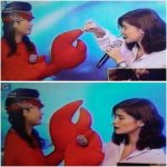 RT @eloisamorong: Shes Dating The Lobster! @annecurtissmith @VhongX44 ???? http://t.co/mY2hhKemwW
