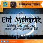 Eid Mubarak Muslim Brothers! Wishing you and your loved ones a blessed Eid! http://t.co/aKEFKinxgr