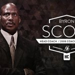 RT @Lakers: OFFICIAL: Inglewood native Byron Scott named 25th Head Coach of the Lakers. Press Release: http://t.co/VWTBQ2vQKY http://t.co/6ySdwFZG9r