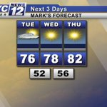 SOUTHERN MINNESOTA WEATHER: This forecast brought to you by lower humidity! #Mankato #MNwx #IAwx http://t.co/xgXOLLUMXN