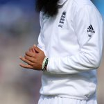 RT @BBCBreaking: England cricketer Moeen Ali told by ICC he cant wear pro-Gaza wristbands during Test match http://t.co/zg08Bxe9oo http://t.co/P1Yc548JXt