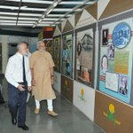 RT @Narendramodi_G: PM Shri @narendramodi going round the exhibition at the 86th ICAR foundation day & awards ceremony. http://t.co/FtzQk91joq