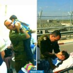 Commander of the IDF hospital taking care of an Palestinian boy, would Hamas do the same to an Israeli kid? Nope. http://t.co/CUqY2SHKxs