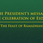 Message of President Aquino to the Muslim community, on the occasion of the Eidl Fitr: http://t.co/1VSVBz0WCG http://t.co/mB6EEpRwdq