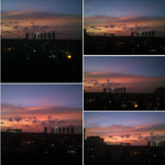 RT @countroshculla: @WeAreKochi This is my sunset collage shot in Kacheripady #Kochi http://t.co/EZl70WntgD