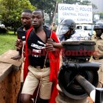 @MakerereU students arrested for attempting to stage a demonstration at the Constitutional Square in #Kampala. http://t.co/bvIQso1vEq