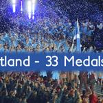Scotland - were 3rd on the Medal Table! #GoScotland http://t.co/GP842usaph