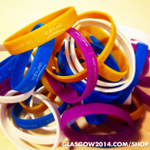 RT @Glasgow2014: It's #Day6 of @Glasgow2014! RT & follow to win a #Glasgow2014 @Team_Scotland wristband! http://t.co/has6X59U1A http://t.co/tu2m90LChc