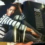 Oh gosh so ???????????? Daniel Padilla at #YES100MostBeautiful Magazine 2014 issue. http://t.co/rFVN13Ce7B