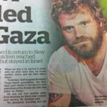 RT @Independent: Newspaper somehow runs photo of Jackass Ryan Dunn instead of Israeli soldier http://t.co/Y5ox4dujp2 http://t.co/EGo4zJC8LY