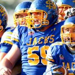 SDSU: Jackrabbits picked second in Valley Football race http://t.co/gEAwk2Wk7e http://t.co/su2yG3bOWa