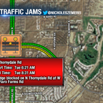 #TRAFFICJAMS: This is now OPEN. Still may see slight slowing. #Tucson http://t.co/xzK0YaCoq6