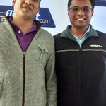 RT @Flipkart: Massive milestone for us... we have raised $1 billion in fresh funding. Huzzah! @binnybansal @_sachinbansal http://t.co/NDbIQCeEJl