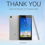 """@nextbigwhat: Flipkart Sold Less Than 20K Xiaomi Phones In Total! #GoneIn5Seconds http://t.co/qaftI6RMYi http://t.co/23qAuwLtlp"""