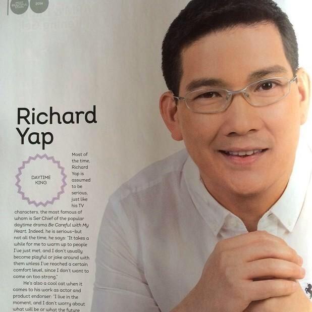 Ms. Jodi Sta. Maria & Mr. Richard Yap are in Yes Magazine's '100 Most Beautiful People'. Grab your copies now :-) http://t.co/XUtyBmczS2