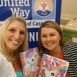 RT @KristiLarsonVNL: Donate school supplies now-aug 1st to @UnitedWayFargo Kristina and I love the Lisa Frank items but anythings needed! http://t.co/3zb6j6EF3H