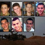 Photos of Israeli soldiers who were killed yesterday in Gaza, the Israeli hides the name and pictures of the rest.. http://t.co/V3aOQYopYa