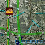 #CRASH with road blockage along OBT near Whisper Lakes Blvd. Take Orange Ave or JYP as alts. #orlando #traffic http://t.co/vLXUpWgG0g