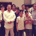 .@BeingSalmanKhans Eid lunch with his family http://t.co/ENvFeo5yDX