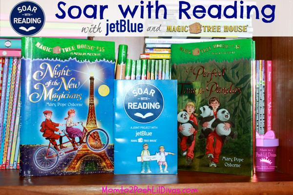 Guess & help @JetBlue @MaryPopeOsborne donate books 2 children #SoarwithReading http://t.co/atRxfAhJ8K #sponsored #MC http://t.co/87U01NGTDT
