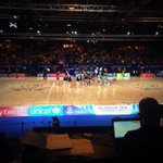 RT @nzolympics: Final score in the netball 88-19 to New Zealand over St Lucia #netball #lovenetball http://t.co/SwJQ82D0ZF