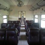RT @KCCAED: The inside of the RVR passenger coaches to be used by the Kla City Train. They are in Uganda ready to start by Dec. http://t.co/bFzGpgwKkH
