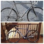 Pictures of my two bikes that were stolen last night.Boston friends/bike shops please be on the lookout @BostonGlobe http://t.co/pkeVVSmqEa
