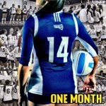 .@NAUVolleyball opens serve in 2014 at Houston Baptist in ONE MONTH! #BigSkyVB http://t.co/vYAyJOpJrP http://t.co/8H722y2jSG