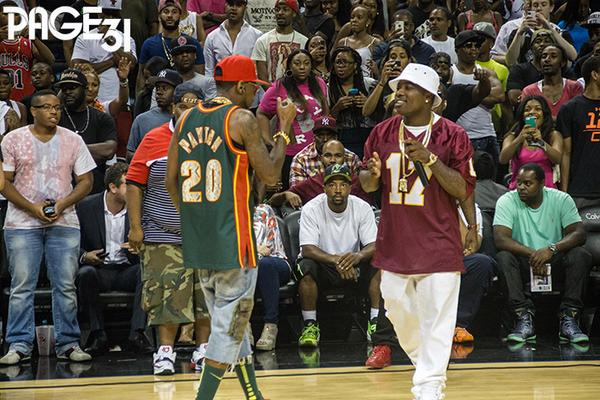 @myfabolouslife bringing out @TroyAve during his performance at the EBC games @ Barclay #Page31 #EBCeleb14 http://t.co/xk4uG5Hqln