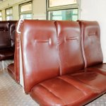 RT @KCCAUG: Comfy cushions inside the 120-passenger train coaches. Services are set to commence by December 2014. @KCCAED http://t.co/QyJ21qq5M8