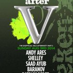 RT @TranceFamilyTO: Join us at the Unofficial #Veld After Party! ???? #TranceFamily #CODA #Toronto Contact for Reduced Guestlist http://t.co/oE9sveNsfQ