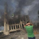 RT @slutimak: Second day of Eid #PrayForGaza #GazaUnderAttack #Gaza #Palestine http://t.co/prpRwI5yPR