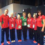 RT @sianknott: Huge effort today @jessicahogg12 @LizzieBeddoe @xangelromaeox Georgia proud of you all #longwait@TeamWales #gowales http://t.co/UQAjv2PWzQ