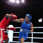RT @TeamWales: Great performance from Wales first female boxer at the Commonwealth Games. @Charlenejones #gowales http://t.co/XpT5tIH8Gm