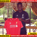 RT @LFC: #LFC are pleased to announce the signing of Belgian international striker Divock Origi #OrigiLFC http://t.co/vij8e5La4x