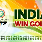 RT @HTSportsNews: #Glasgow2014 | Indias Vinesh wins womens freestyle 48 kg #Wrestling gold #CWG2014 #GoIndia http://t.co/2kNqNUKajI