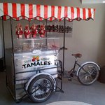 RT @EdibleSB: #SantaBarbara Tamales To-Go....bike delivery! Just in time for #Fiesta! Order some up! 805-965-­2321 cc: @sbcarfree http://t.co/zKKBP9K6sG