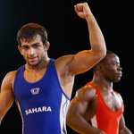 RT @Sports_NDTV: #Glasgow2014: Amit, Vinesh win wrestling golds. Sushil, Tomar get set for their big matches http://t.co/y30BGSfEui http://t.co/jFNkImXMz8