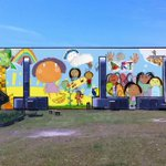 Growing public art locally http://t.co/1LdwBVJ7Gq @artrisesav @SavArtWalls #publicart #Savannah #GA #local #art #YMCA http://t.co/Vzus3EcxwY