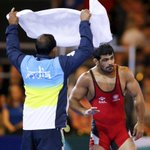 RT @IExpressSports: BREAKING #CWG2014: #wrestling- Sushil wins GOLD after defeating Pakistans Abbas 6-2 in his 74kg final #IndiaAtCWG http://t.co/QsuCnE7GoQ