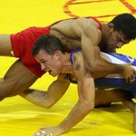 #CWG2014 :Sushil Kumar wins Gold In 74 kg wrestling event defeating Q Abbas of Pakistan;India has now 10 Gold medals http://t.co/n3QKYMDmdE