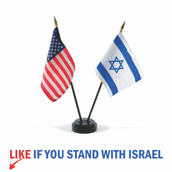 Re-Tweet if you Stand With Israel http://t.co/U6v7pq1irQ