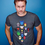 RT @welovefine: Okay @ScottPorter rockin our @Marvel mugs tee in his official @EW #SDCC portrait is too cool http://t.co/YPXMtG4HnP http://t.co/DXjlyRVRpn