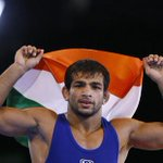 RT @ZeeNews: #CWG2014, Day 6: Live Blog - Sushil wins as Indian wrestlers gold splurge continue http://t.co/d4DGoIwjTj http://t.co/w0bT52cRZH